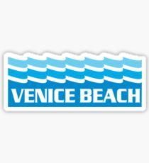 Venice Beach Ocean Sticker