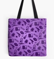 Warehouse 13 Case (Purple) Tote Bag