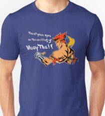 The New King of Muay Thai T-Shirt