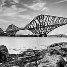 Forth Bridge, Scotland by RayDevlin