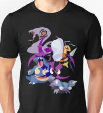 Poisonous Types! Unisex T-Shirt