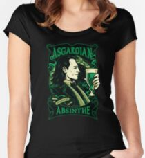 Asgardian Absinthe Women's Fitted Scoop T-Shirt