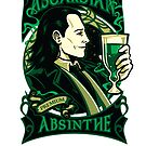 Asgardian Absinthe by WinterArtwork