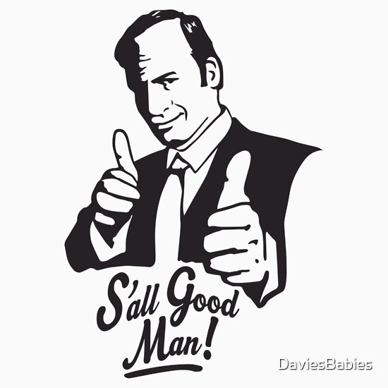 TShirtGifter presents: S'all Good Man! | Unisex T-Shirt