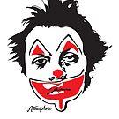 Why So Sad, Clown? by DaviesBabies