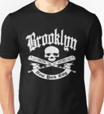 Brooklyn NYC (Distressed Vintage Design) T-Shirt