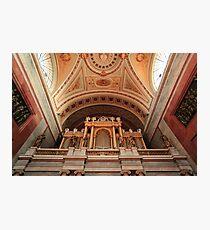 Organ Photographic Print