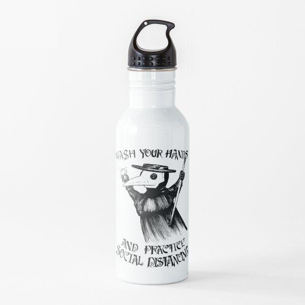 Plague doctor Water Bottle
