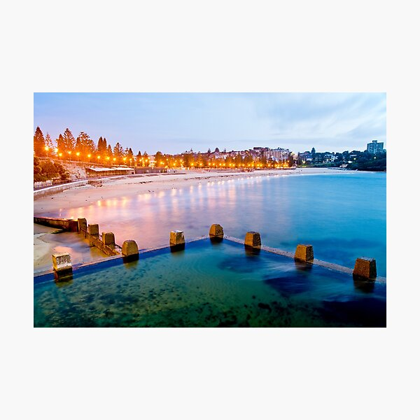 Coogee Dawn Photographic Print