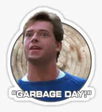 Garbage Day! Sticker