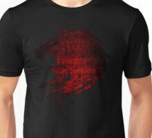 Rampant - Red Unisex T-Shirt