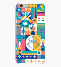 A Small World iPhone Case