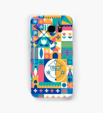 A Small World Samsung Galaxy Case/Skin