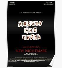 Answer The Phone Poster