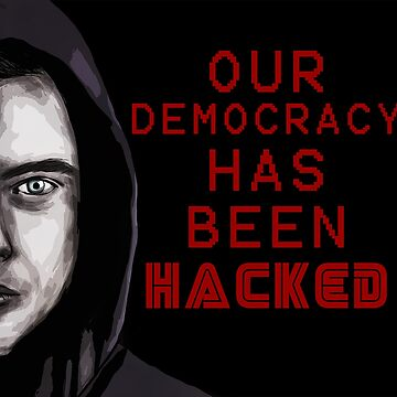 """Elliot """"our democracy has been hacked"""" by blackbase"""