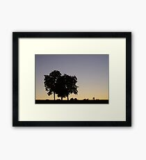 ... I forgot what I was going to say Framed Print