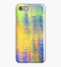 Sunny day by the river iPhone Case/Skin