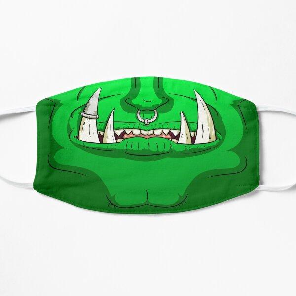 Orc Flat Mask