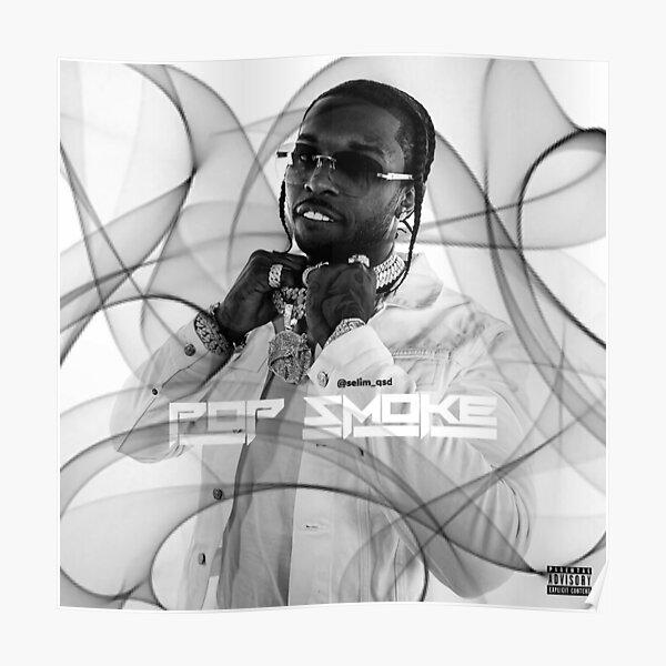 Pop Smoke - RIP Poster