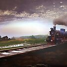 Train Of Time by Igor Zenin