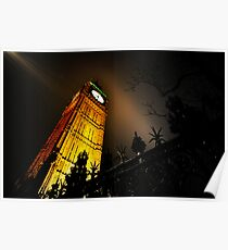 Big Ben an artistic perspective Poster