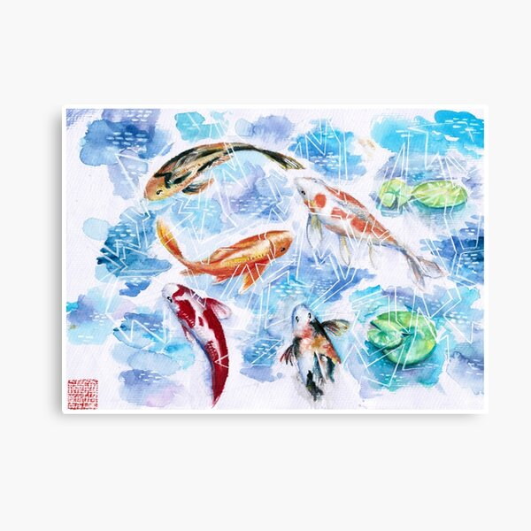 Transcend Canvas Print