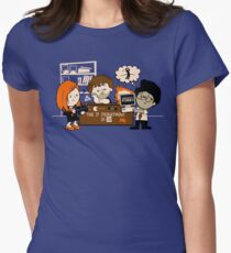 The IT Peanuts  Women's Fitted T-Shirt