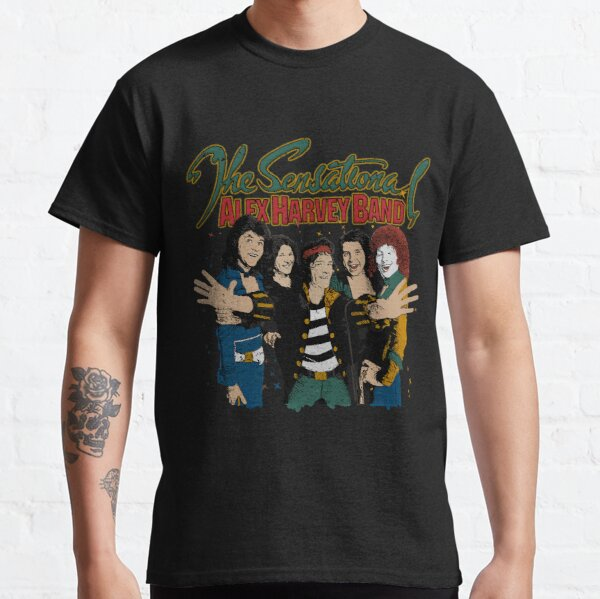 Sensational Alex Harvey Classic T-Shirt