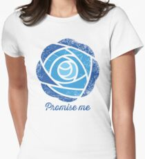 Promise Me Women's Fitted T-Shirt