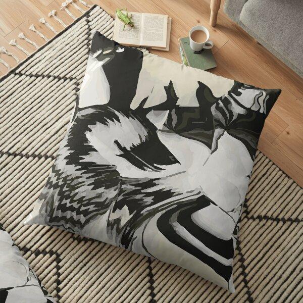 Goddess  Floor Pillow