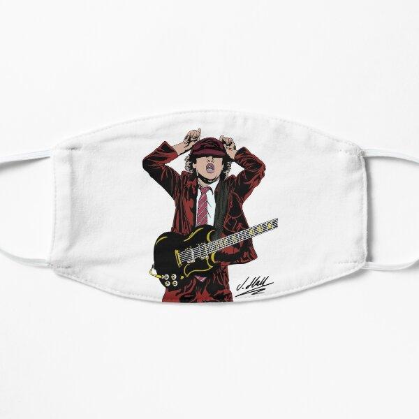 ANGUS AC / DC Mascarilla plana