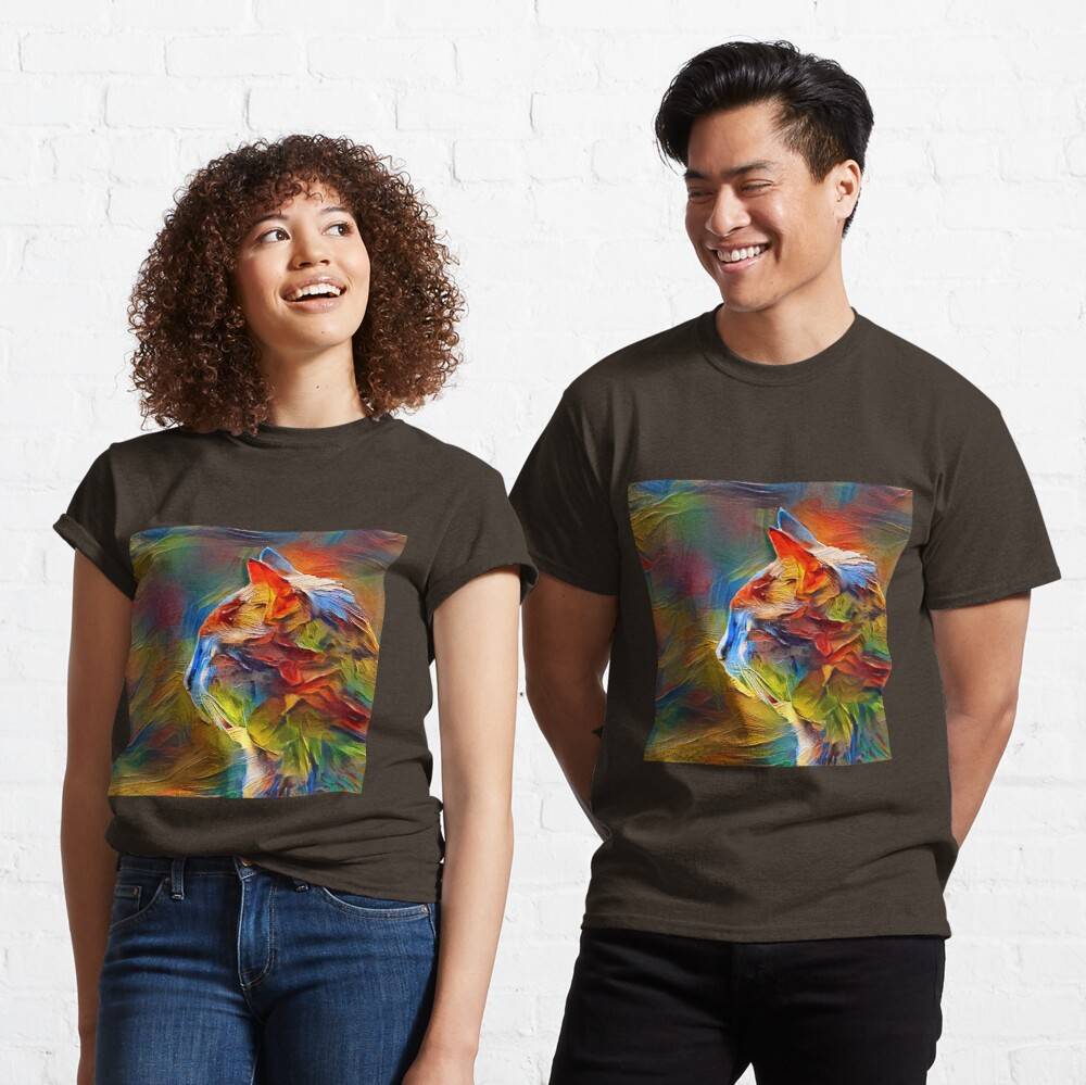 Abstraction Classic T-Shirt