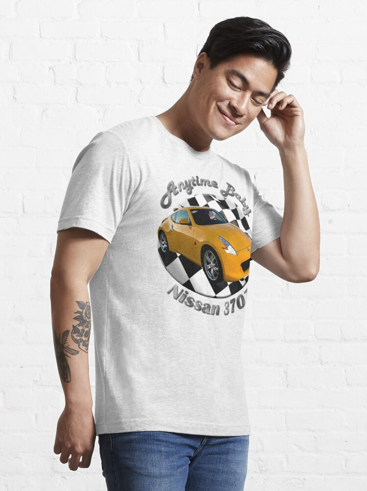 Alternate view of Nissan 370Z Anytime Baby Essential T-Shirt