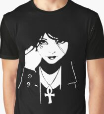 Comics Death Vertigo DC Sandman  Graphic T-Shirt
