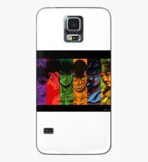hajime no ippo Case/Skin for Samsung Galaxy