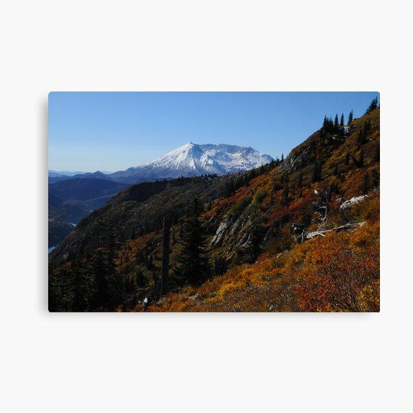 Mt St Helens 9440_101913 Canvas Print