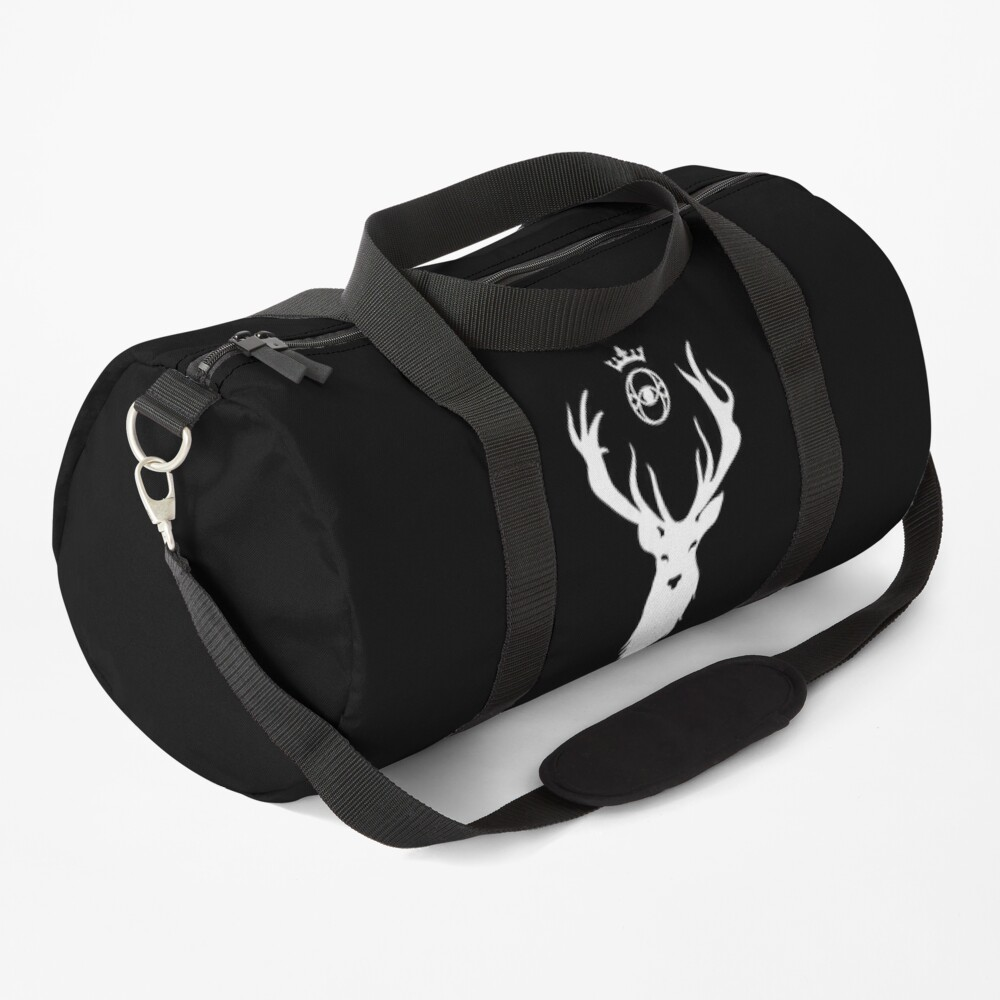 Throne of Glass Court of Terrasen Stag Duffle Bag