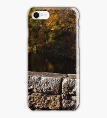 Oldmills Bridge in Autumn iPhone Case/Skin