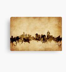 Cincinnati Ohio Skyline Canvas Print