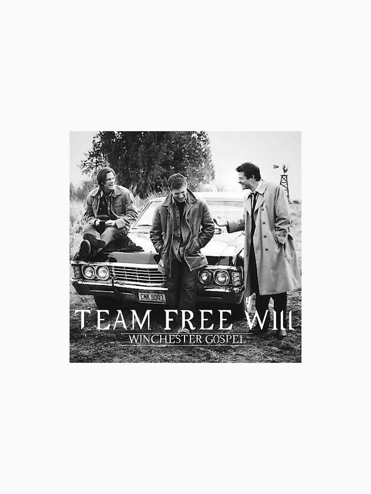 Team Free Will | Unisex T-Shirt