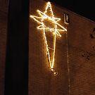 A Simple Cross by WildestArt