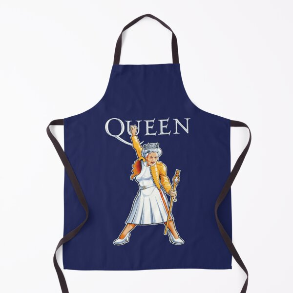 It's A Kind of Monarch Apron