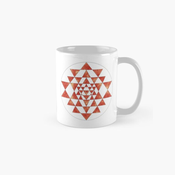 Sri Yantra 11 Classic Mug