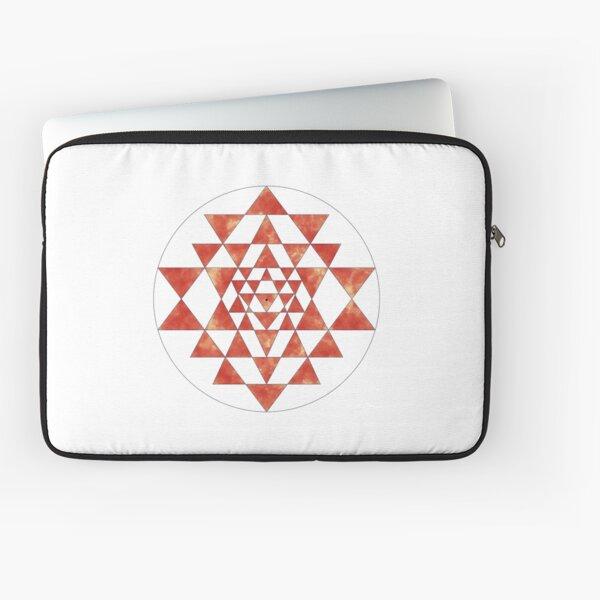 Sri Yantra 11 Laptop Sleeve