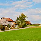 Farm in Lancaster by Penny Fawver