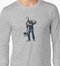 Banksy Steve Jobs Refugee T-Shirt
