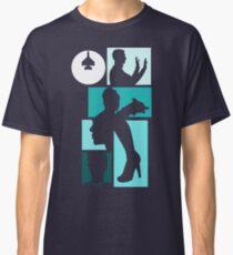 Title Archer (blue) Classic T-Shirt