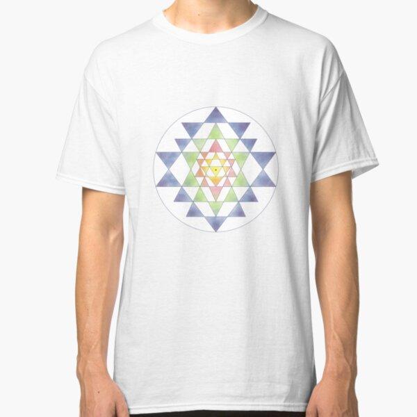 Sri Yantra 10 Classic T-Shirt