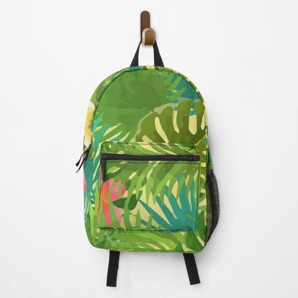 Jungle Tropical Florida Backpack