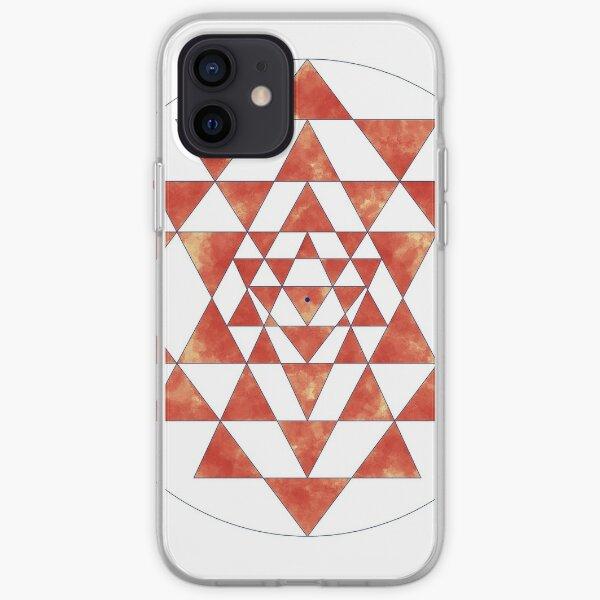 Sri Yantra 11 iPhone Soft Case